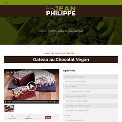 Gateau au Chocolat Vegan - La cuisine De Jean-Philippe