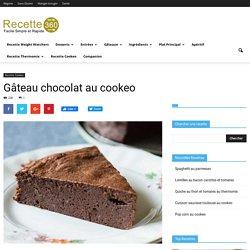 Gâteau chocolat au cookeo - moelleux avec cuisson à la vapeur