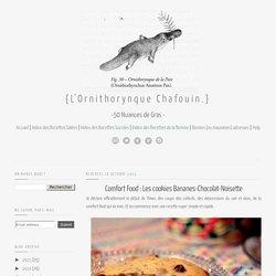 Les cookies Bananes-Chocolat-Noisette