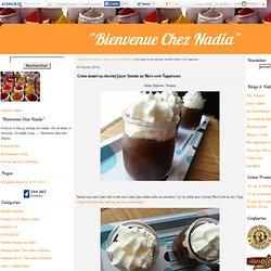 Crème dessert au chocolat façon Danette au Micro cook Tupperware