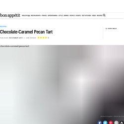 Chocolate-Caramel Pecan Tart Recipe