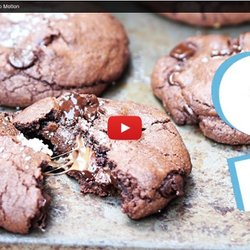 ▶ Chocolate Caramel Cookies - Stop Motion