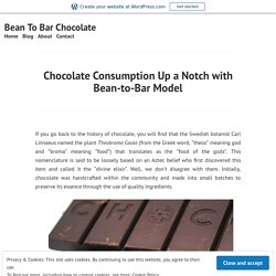Consume One Of The Best Bean To Bar Chocolate