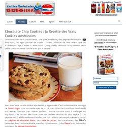 Chocolate Chip Cookies Américains : la Recette Ultime