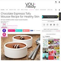 Chocolate Espresso Tofu Mousse Recipe