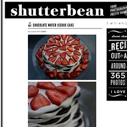 Magnolia Bakery Chocolate Wafer Icebox Cake › shutterbean