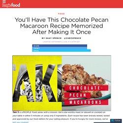 Chocolate Pecan Macaroons Recipe: Gluten-Free Dessert