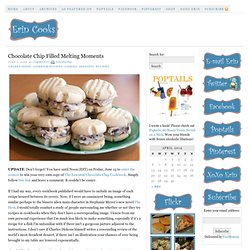 Chocolate Chip Filled Melting Moments