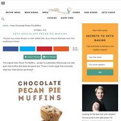 Chocolate Pecan Muffin
