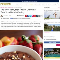 Vegan Chocolate Fruit Dip