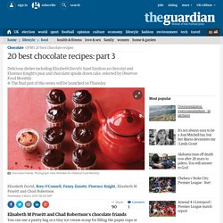 20 best chocolate recipes: part 3