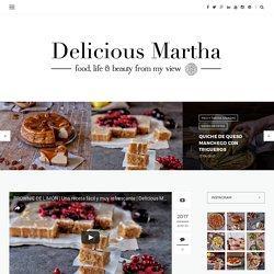 Brownie de limón, el bizcocho sin chocolate más refrescante - Delicious Martha