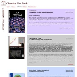 Chocolate Tree Books: Book List