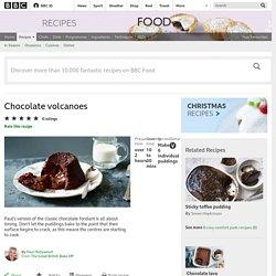 Chocolate volcanoes recipe - BBC Food