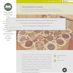 Chocolaterie Course - ICIF International School of Italian Cuisine