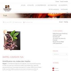 TVA - Chocolatiers.fr