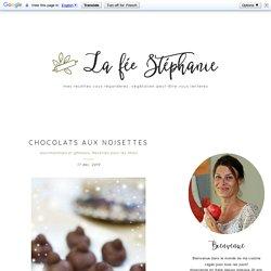 Chocolats aux noisettes