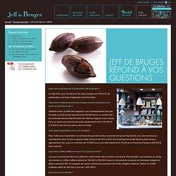 Jeff de Bruges – Vente en ligne de chocolats et de dragées : Devenir franchisé