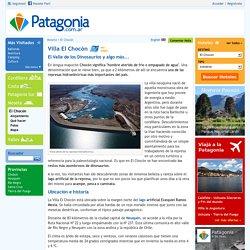 Villa El Chocón - El Chocón, Patagonia, Argentina.