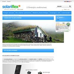 Choisir un kit solaire autonome