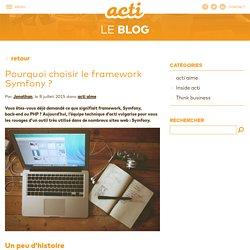 Choisir & Comprendre le framework Symfony, Choisir son CMS