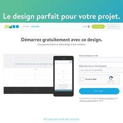 Choisir le design parfait pour votre projet de site web