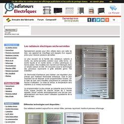 Choisir un radiateur sèche-serviettes pour salle de bain