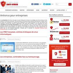 Choisissez un bon antivirus pour votre entreprise !
