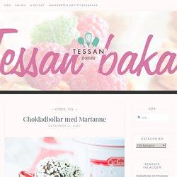 Chokladbollar med Marianne - Tessanbakar