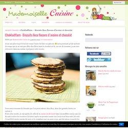 chokladflarn / Biscuits ikea flocons d'avoine : la recette