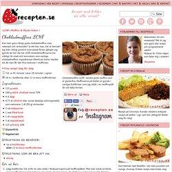 Chokladmuffins LCHF Recept