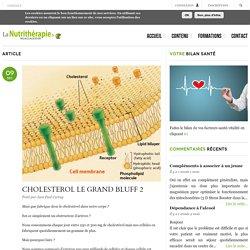 CHOLESTEROL LE GRAND BLUFF 2