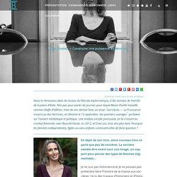 Mona Chollet : « Construire une puissance au féminin »