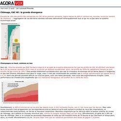 13/08 Chômage, CAC 40: la grande divergence