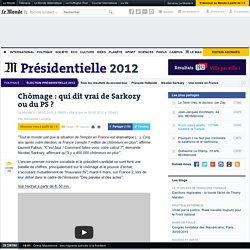 Désaccord entre Sarkozy et Fabius sur le nombre de chômeurs : qui dit vrai ?