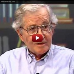 Noam Chomsky: The Stony Brook Interviews Part One
