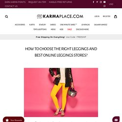 Best online Legging stores