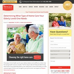 How to Choose the Right Senior Home Care