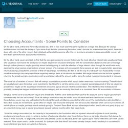 Choosing Accountants - Some Points to Consider: hechtca01