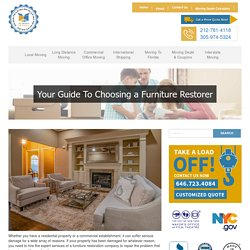 Your Guide to Choosing a Furniture Restoration Company