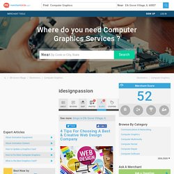 4 Tips For Choosing A Best & Creative Web Design Company
