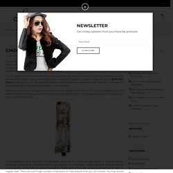 Choosing the Perfect Black Maxi Dress