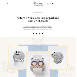Chopard's Animal World Collection at Cannes