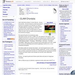 CLAM Chordata - Musique