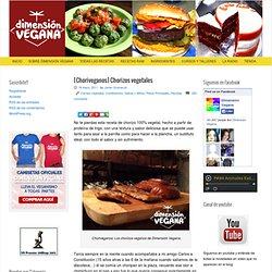 [Choriveganos] Chorizos vegetales