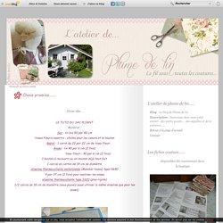 Chose promise........ - Le blog de Plume de lin