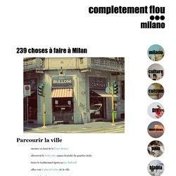239 choses à faire à Milan