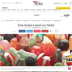 Cinq choses à savoir sur Haribo - L'Express Styles
