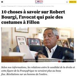 10 choses à savoir sur Robert Bourgi, l'avocat qui paie des costumes à Fillon