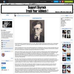 Chochtakovitch : Biographie - compositeurs.skyrock.com